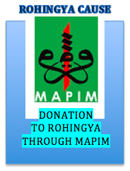 DONATE TO ROHINGYA