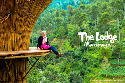 The Lodge Maribaya, Lembang