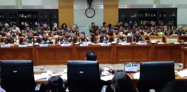 Ditanya Hubungan Dengan TB Hasanuddin, Jaksa Agung: Dosa Besar Kalau Saya Tidak Akui