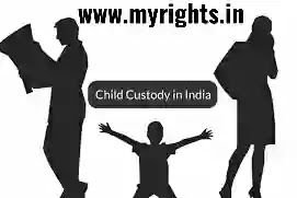 child custody in india