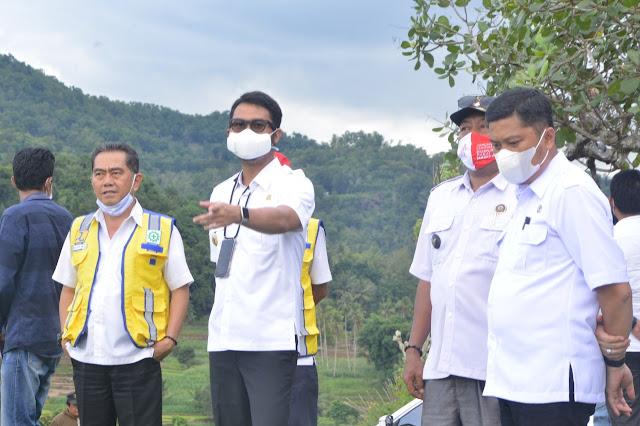 Bupati ASA Ungkap Rencana Pembangunan Bendungan Sungai Lamole Bakal Tingkatkan Produktivitas Petani