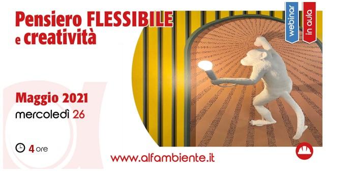 Pensiero flessibile e creatività