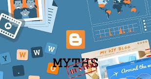 Mitos-Mitos blogger yang belum tentu kebenarannya