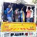 ट्रक में भरकर दिल्ली से आ रहे दिहाड़ी मजदूर