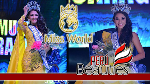María Teresa Cortés es Miss World Nicaragua 2019