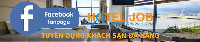 Facebook Tuyển dụng khách sạn Đà Nẵng