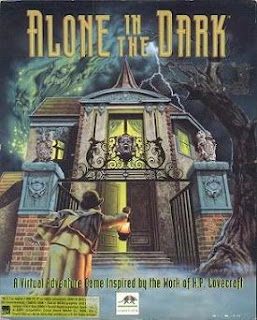 Alone in the Dark PC box art
