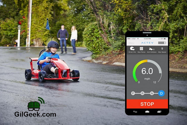 Actev arrow kids smart kart