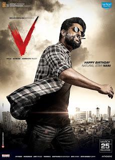 V (2020) Telugu Tamil Malayalam Kannada Full Movie