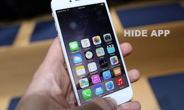 Cara Sembunyikan Aplikasi di iPhone Tanpa Bantuan Aplikasi Lain