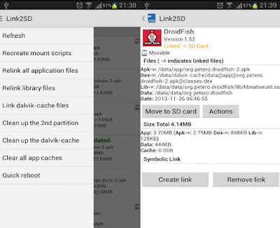 Download Link2SD Plus v4.0.13 APK Pro Full Version