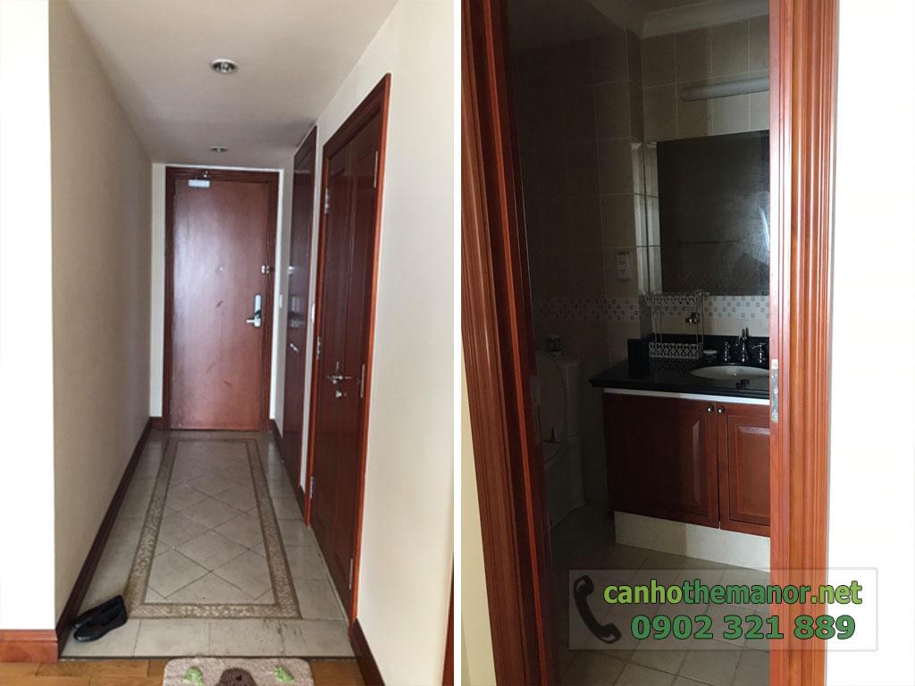 Căn hộ chung cư quận Bình Thạnh - The Manor cho thuê 3 phòng ngủ - hình 10