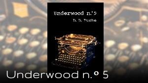 Underwood n.º 5 | Relatos de ciencia ficción, terror y fantasía.