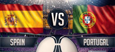 مشاهدة مباراة البرتغال واسبانيا بث مباشر اليوم الاربعاء 7-10-2020 في مباراة ودية