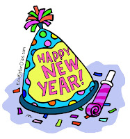 New Year Party Hat Clip Art