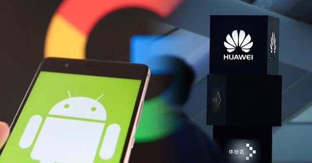 How much money google is paying to remove ANDROID from HUAWEI