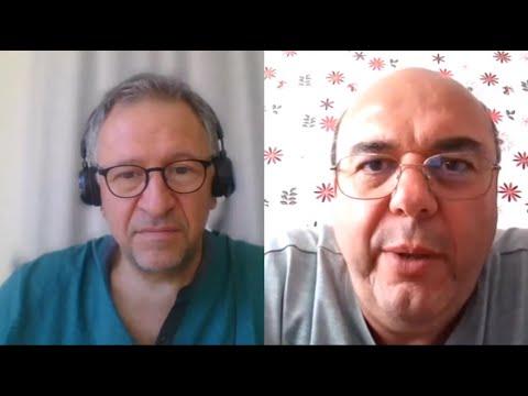 Συνάντηση Παθολόγων 6 Χωρών της ΕΕ. Ο ιός covid19 δεν είναι θανατηφόρος και δεν πέθανε κανένας από αυτόν!!(video)
