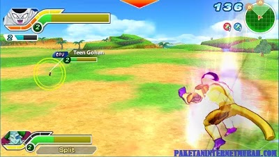 dragon ball tenkaichi tag team android pc