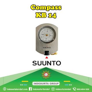 Jual Compass Suunto KB 14 di Kendari