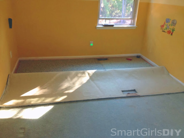 Remove Carpet Tack Strip additionally Budget Beach Cottage Before And After likewise Industrial Rug With Logo furthermore How Choose Carpet Living Room also Rare Basement Pictures And Current. on removing old carpet padding