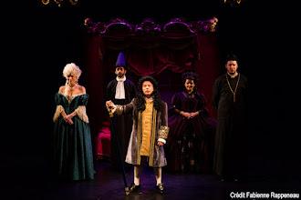 Théâtre : Jean-Louis XIV, de Nicolas Lumbreras - Avec Constance Carrelet, Serge Da Silva, Emmanuelle Bougerol - Théâtre des Béliers Parisiens
