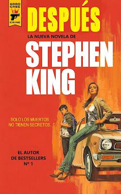 LATER - STEPHEN KING - En español