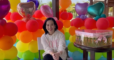 """""""A LIFE WELL SPENT"""" Ms. Kris Aquino's Gentle Heart for her Children and Supporters"""