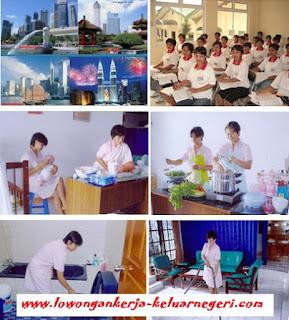 Lowongan Kerja ke Singapura Hongkong Taiwan Tahun 2015 -Info hub Ali Syarief Hp. 087781958889 - 081320432002