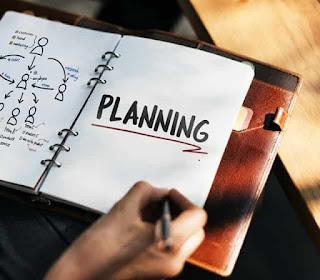 Planificacion personal