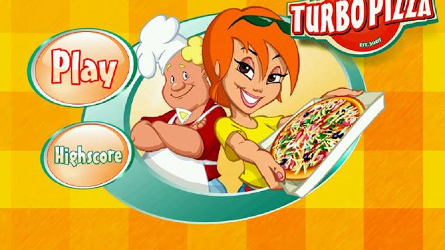 تحميل لعبه مطعم البيتزا Turbo Pizza