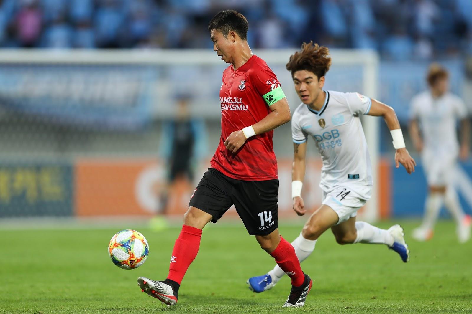 Preview: Daegu FC vs Sangju Sangmu