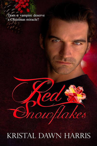 Red Snowflakes book cover