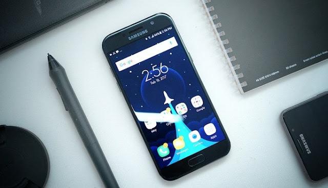 Harga Samsung Galaxy A5 2017 - Spesifikasi Samsung Galaxy A5 Lengkap Terbaru