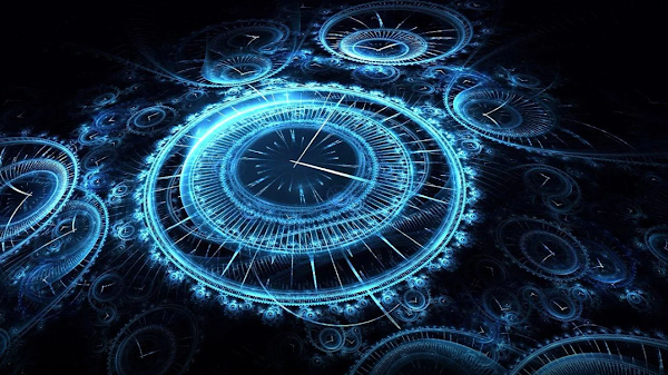 An Investment Banker's Theory of Quantum Time