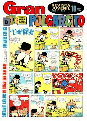 Don Polillo, Gran Pulgarcito nº 3 (9 de febrero de 1969)
