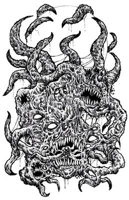 Fiverr art creature commission