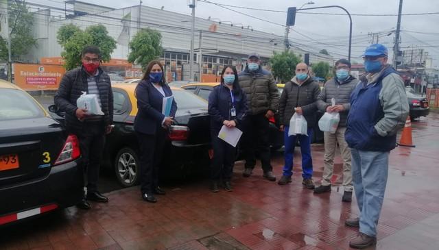 Taxis Osorno