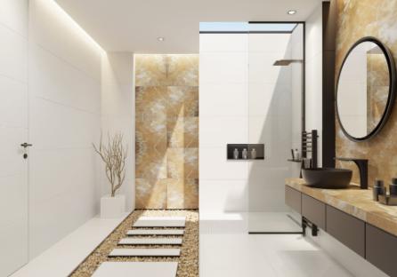 Perindah Hunian Anda dengan Keramik Bermotif ala Hotel Bintang Lima