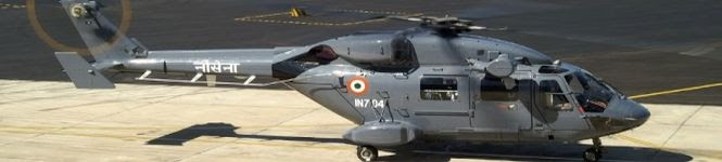 Naval Helicopters: Critical Trials Ahead For Indigenous Advanced Light Helicopter (ALH)