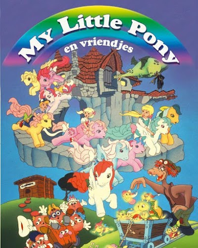 My Little Pony [Audio Latino] [63/63 + Película] [MEGA]