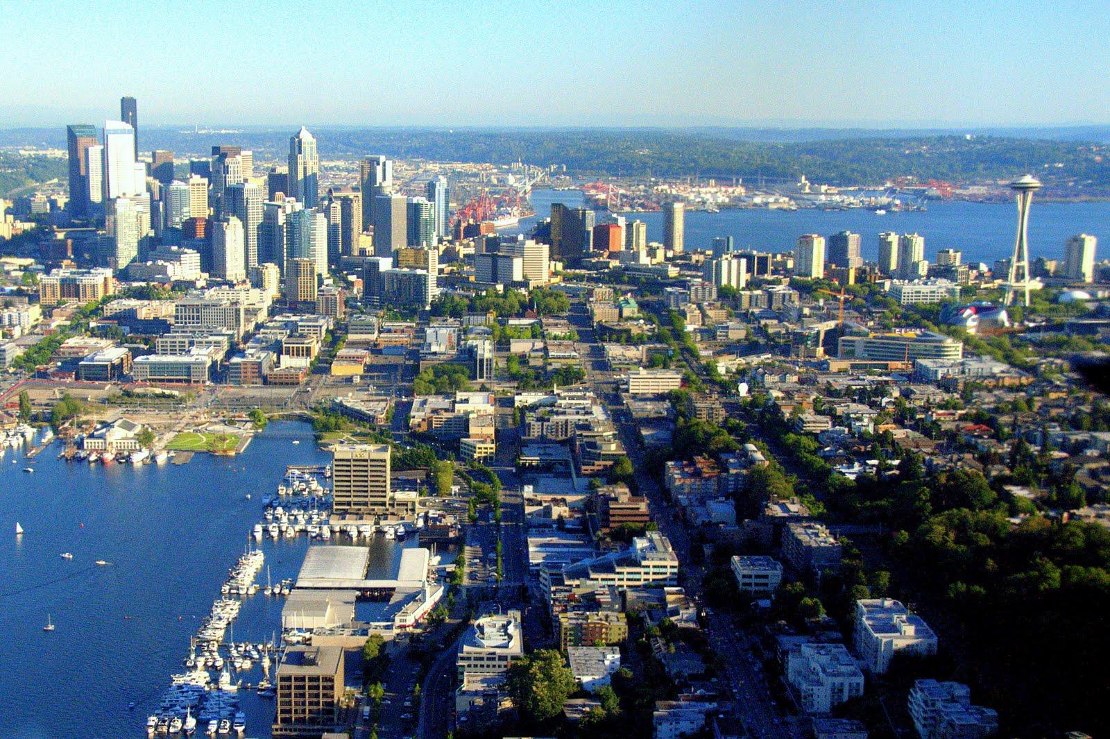 Downtown Seattle Travel Blog