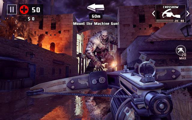 game Dead Trigger 2