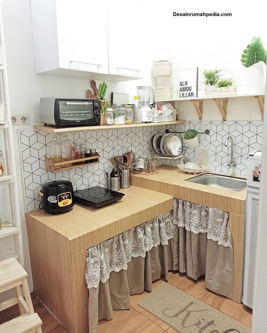 Desain Dapur Minimalis Ukuran 1 X 1 Khusus Untuk Rumah Type 36 Desainrumahpedia Com Inspirasi Desain Rumah Minimalis Modern