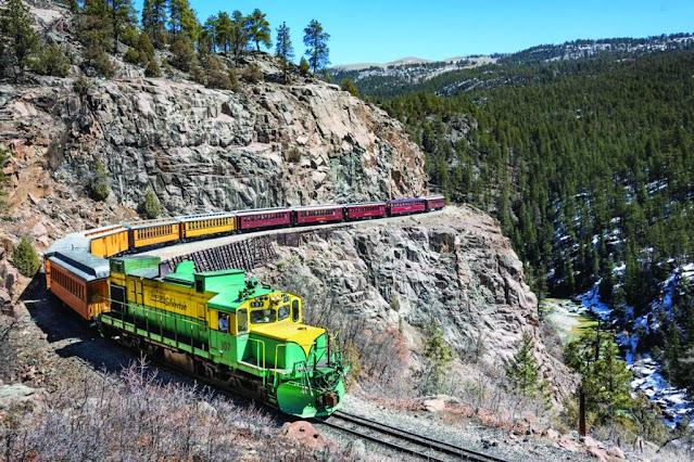 Everything About Durango & Silverton Scenic Train Ride