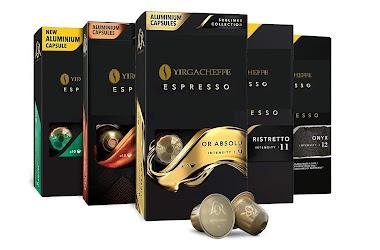 AROMATIC & FRUITY YIRGACHEFFE COFFEE