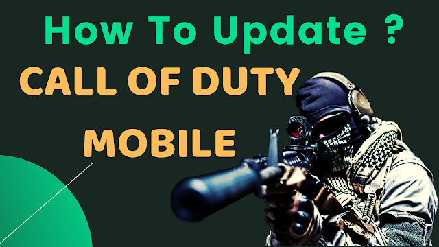 How To Update Call Of Duty Mobile (Official Version)