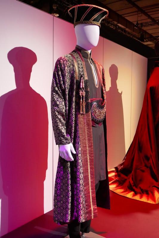 Ben Kingsley Prince of Persia Nizam film costume