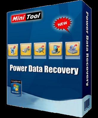 MiniTool Power Data Recovery 8.5 Crack + Serial Key [2019]