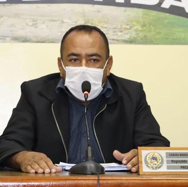 Presidente da Câmara de Acajutiba destaca primeiras ações do novo mandato do Poder Legislativo