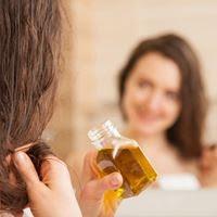 زيت الزيتون لتغذية شعرك